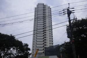 横須賀の高層マンション