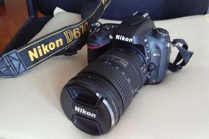 D610カメラ修理から戻ってきた