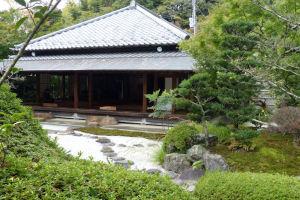 茶室「喜泉庵」