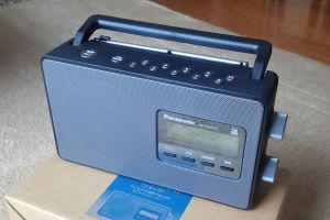 Panasonicのホームラジオ