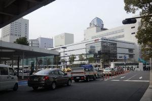 川崎へは久しぶり