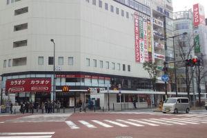 川崎駅前東交差点