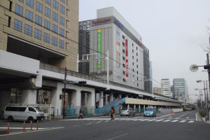 川崎駅方向