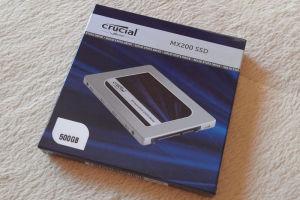 ノートPC SSDに換装