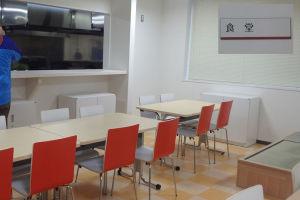 職員の食堂