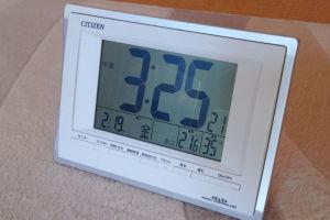 2階の部屋の気温は21.6度にも