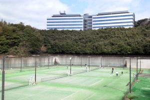 横須賀光の丘公園テニスコート