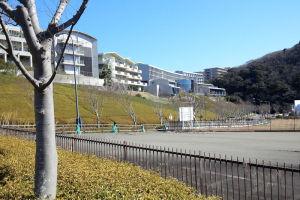 企業の研修施設が多い湘南国際村