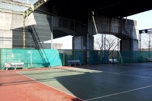 六浦スポーツ会館deテニス教室開催