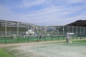 湘南国際村テニスコート