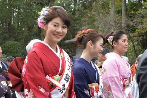 3名のミス鎌倉