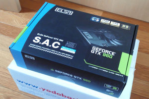 エルザのグラボ GeForce GTX 960