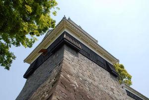 2007年春の熊本城