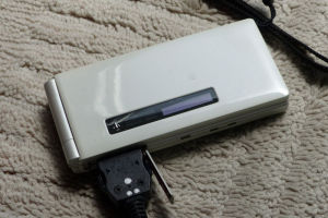 au純正 USBケーブルWIN02