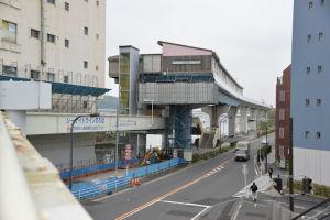 シーサイドライン八景駅
