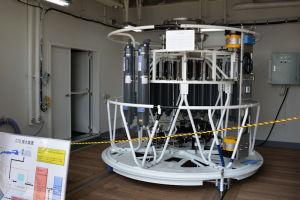 CTD採水装置