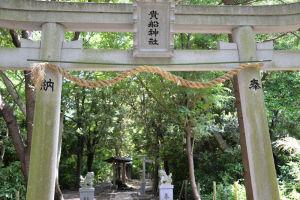 京都貴船神社の分社