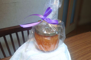 手作り杏子のジャム