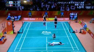 リオ五輪 大会11個目の金メダル