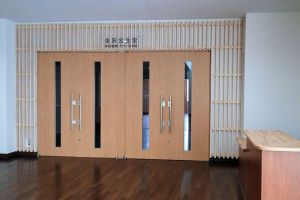 2階にあがり正面に金沢公会堂多目的室