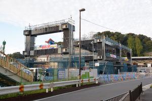 2016年10月16日金沢八景駅前