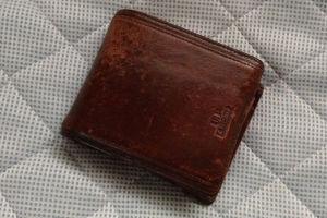 財布のホック修理