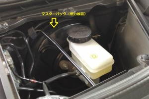 ブレーキ操作力を低減できるシステム