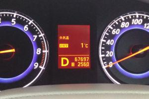 車の外気温