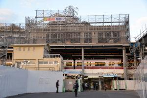 京急八景駅前