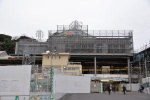 京急金沢八景駅舎