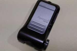使っていたドライブレコーダー「Paparazzi」