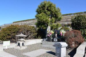 鎌倉霊園 杉原千畝の墓