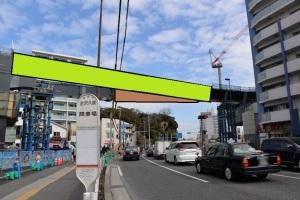 16号線から撮影、橋桁を付けてみました