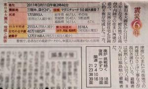 今朝の読売新聞記事