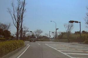 湘南国際村センター入口