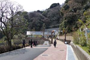 金沢動物園入口