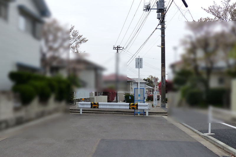 横須賀市湘南鷹取と横浜市の堺