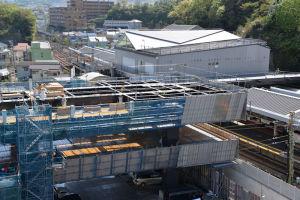 八景駅へ延伸されたシーサイドライン