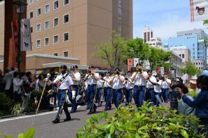 在日米陸軍軍楽隊