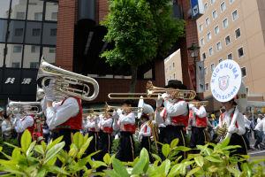 みなと祭 よこはまパレード-2