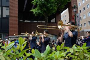 横浜市立港中学校吹奏楽部