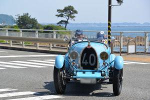 5番 BUGATTI T40GS 1928年