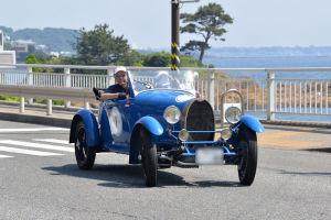 1番 BUGATTI T40 1927年