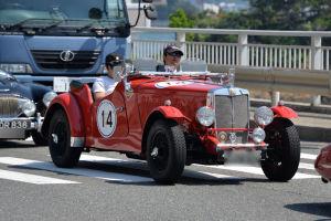 14番 MG TD 1952年