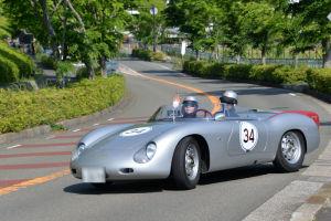 34番 PORSCHE 356A SPEEDSTER ZAGATO 1958年