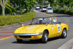 57番 LOTUS ELAN S3 1967年
