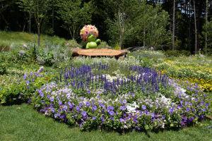 シンボルキャラクター「ガーデンベア」