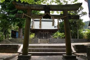 葉山町上山口の杉山神社