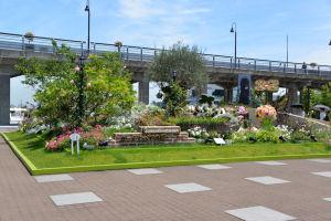 シンボルガーデン 「ガーデンベアの庭」