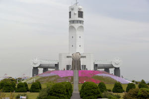 2014年4月の「シンボリタワー」